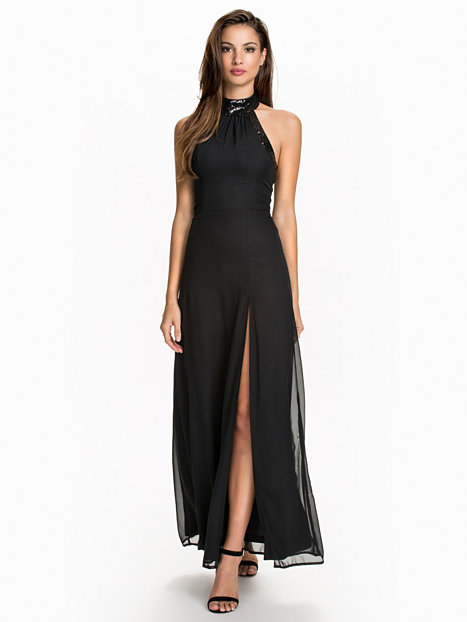 Nelly Slit Dress
